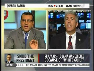 Joe Walsh, Barack Obama, and Affirmative Action