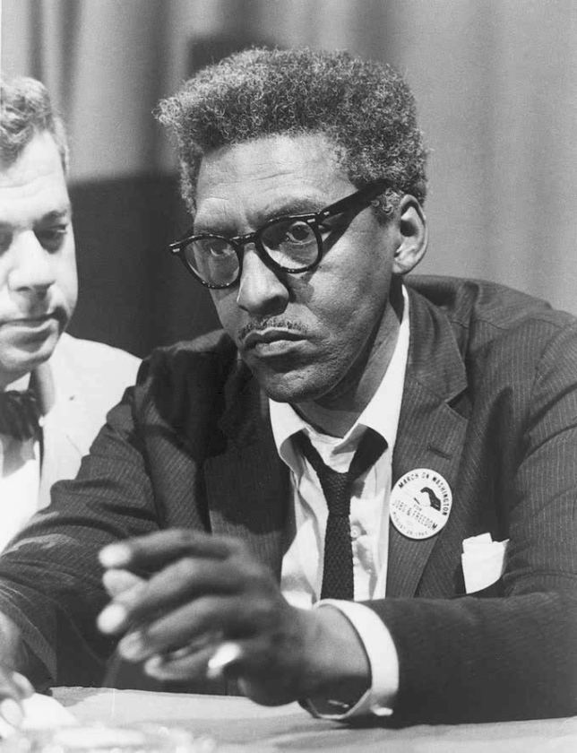 Bayard Rustin, Barack Obama, and Homophobia in the Black Community